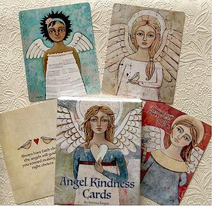 Angel Kindness Cards by Teresa Kogut