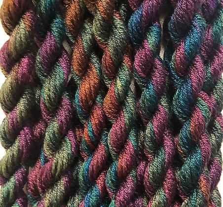 Royal Plum 6-yards, 12-stranded Silk Floss by Gloriana