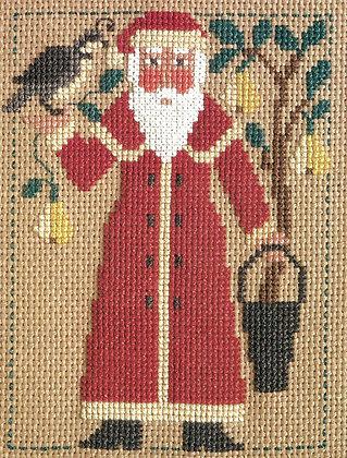 2001 Santa by The Prairie Schooler