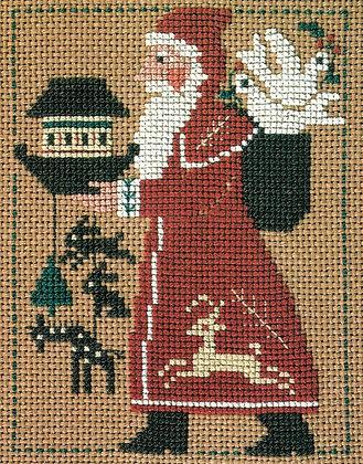 1998 Prairie Schooler Santa