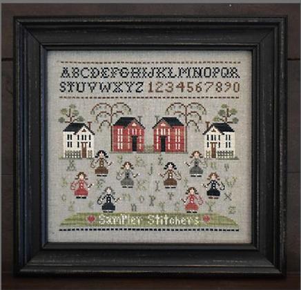 Sampler Stitchers by Little House Needleworks