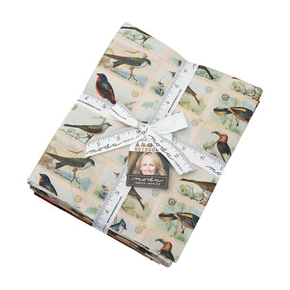 Outdoorsy Fat Half Bundle by Cathe Holden for MODA