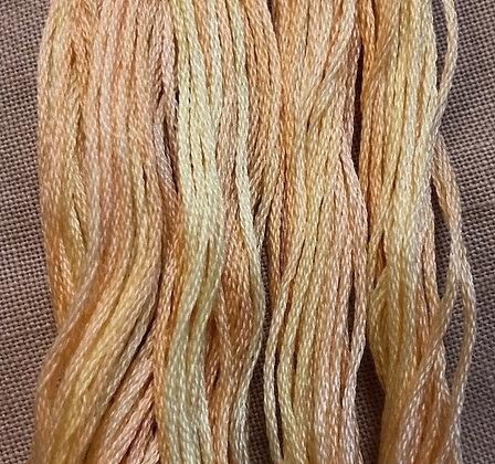 Sunflower Classic Colorworks Cotton Threads 5-yard Skein