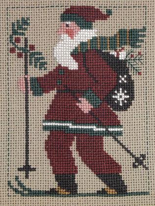 2010 Santa by The Prairie Schooler