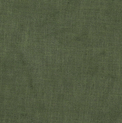 36 Count Pine Green Fat Quarter Hand-Dyed Linen by xJudesign