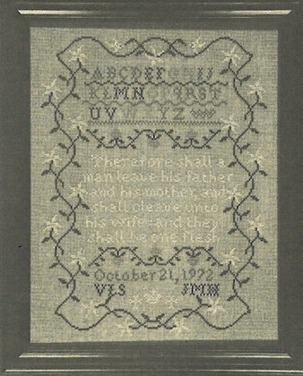 Marriage Sampler by Words of Praise