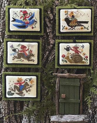 Prairie Fairies by The Prairie Schooler