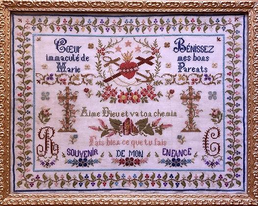 *Souvenir de Mon Enfance by Reflets de Soie