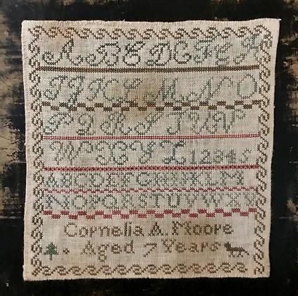 Cornelia A. Moore by Merry Wind Farm