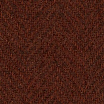 RUST (Herringbone) Fat Quarter Wool by Primitive Gatherings for Moda
