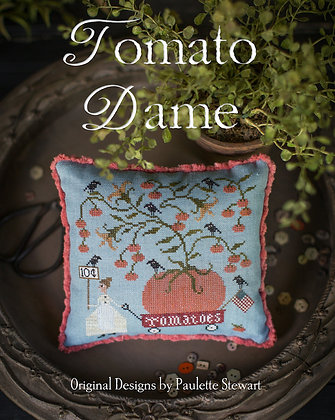 Tomato Dame by Plum Street Samplers