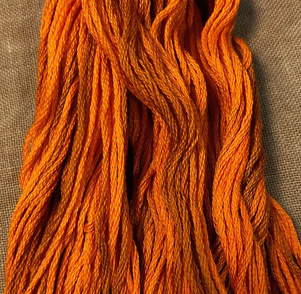 Carrot Threads by The Gentle Art 5-Yard Skein