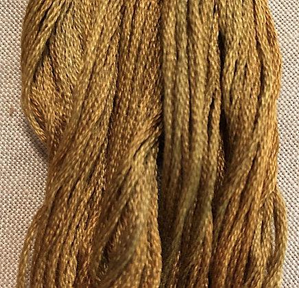 Grecian Gold Sampler Threads by The Gentle Art 5-Yard Skein