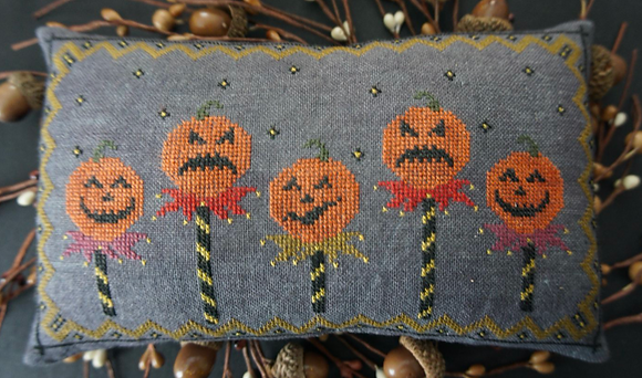 A Pumpkin Parade by La D Da