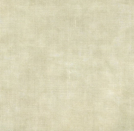 40 Count Milk & Honey Fat Quarter Hand-Dyed Linen by Fiber on a Whim