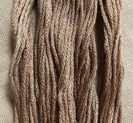 Brown Hen Classic Colorworks Cotton Threads 5-yard Skein