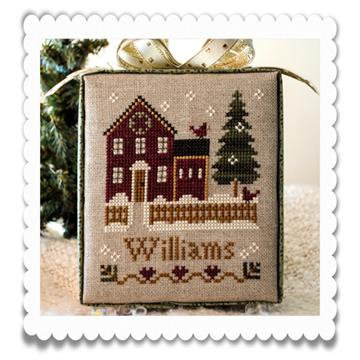 My House (Home Town Holiday) by Little House Needleworks/Clas