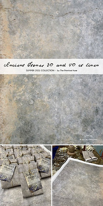 30 or 40 Count Ancient Stones Linen by The Primitive Hare