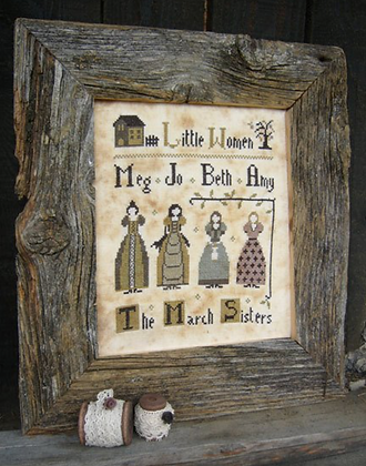 CATS Little Women by The Primitive Hare