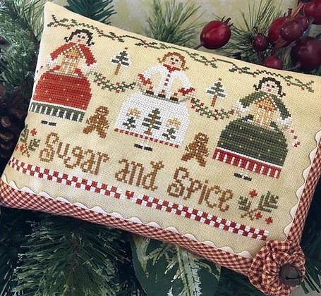 Sugar and Spice by Little House Needleworks