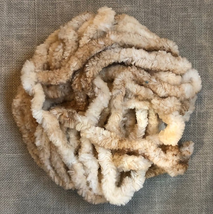 Vintage Hand-Dyed Chenille Trim 3-Yard Packet by Lady Dot Create