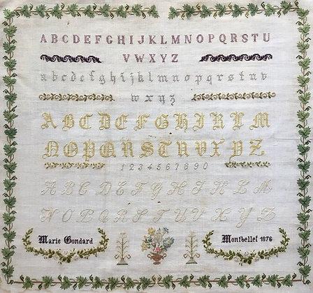 Marie Gondard 1876 by Reflets de Soie