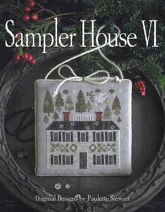 Sampler House VI by Plum Street Samplers