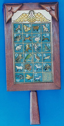 A Hornbook Bestiary Pocket by The Scarlet Letter