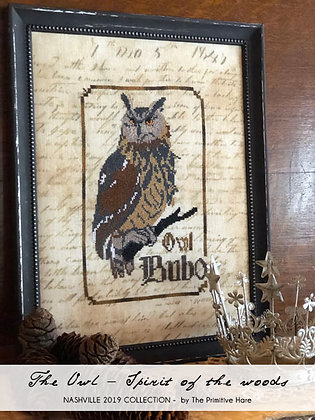 *The Owl by The Primitive Hare