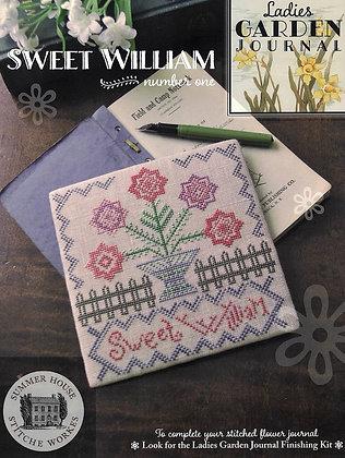 Sweet William by Summer House Stitche Workes