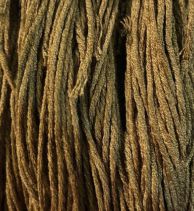 Bronze Age Green Silk N Colors by The Thread Gatherer