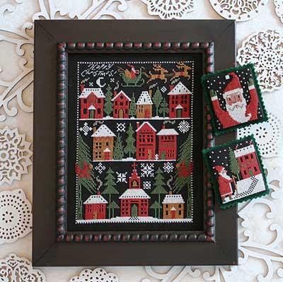Happy Christmas by Prairie Schooler (reprint)