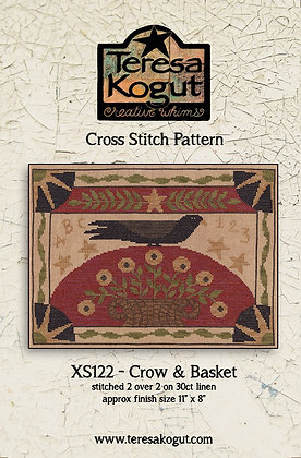 Crow & Basket by Teresa Kogut