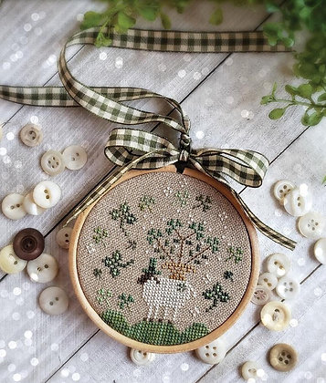 Holiday Hoopla - St. Patrick's Day by With Thy Needle & Thread