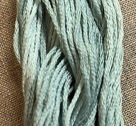 Frosted Sage Classic Colorworks Cotton Threads 5-yard Skein