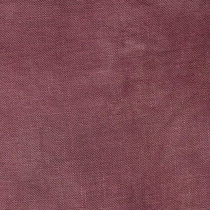 36 Count Red Wood Fat Quarter Hand-Dyed Linen by Dames of the Nee