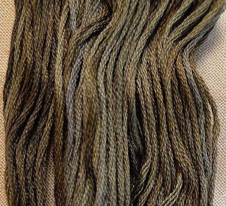 Deep Forest Sampler Threads by The Gentle Art 5-Yard Skein
