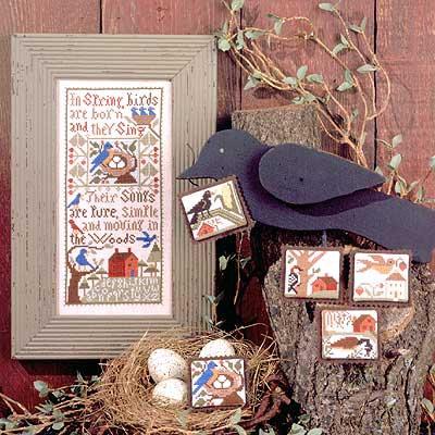Birdsong II by The Prairie Schooler