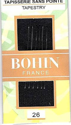 Bohin Size 26 Tapestry Needles (6)