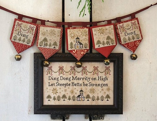 Ding Dong Merrily on High by Heartstring Samplery