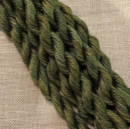 Olive Grove Gloriana 12-Strand Silk 6 Yards