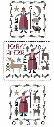 Merry Winter by Marjorie Massey PR22