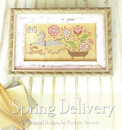 Spring Delivery by Plum Street Samplers