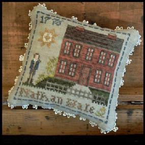 Nathan Hale by Little House Needleworks