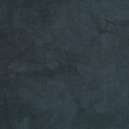 36 Count Night Sky Fat Quarter Hand-Dyed Linen by Fiber on a Whim