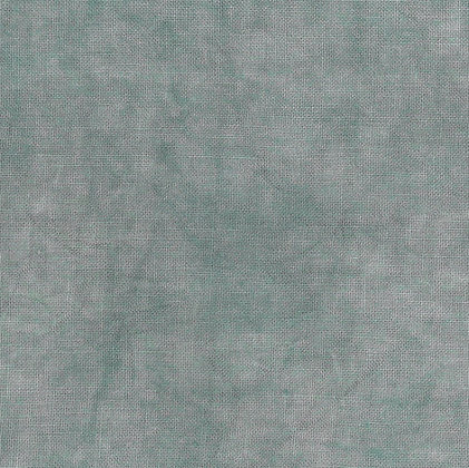 40 Count Silver Fox Fat Quarter Hand-Dyed Linen by Fiber on a Whim