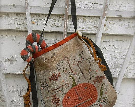 Hallowe'en Sweet Bag by Notforgotten Farm