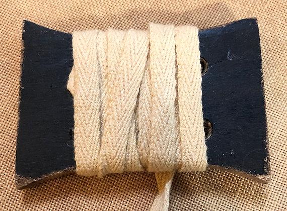 """Fields Twill Tape  1/4"""" 2-Yard Package by Lady Dot Create"""