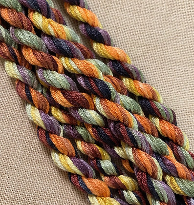 Monster Mash Silk N Colors by The Thread Gatherer