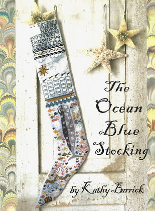 The Ocean Blue by Kathy Barrick